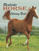 Realistic Horse Coloring Book