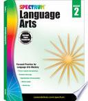 """Spectrum Language Arts, Grade 2"" by Spectrum"
