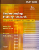 Study Guide For Understanding Nursing Research 5th Edition