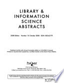 Library & Information Science Abstracts  , Ausgaben 10-12