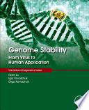 Genome Stability Book