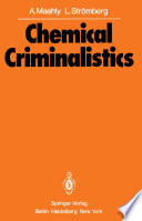 Chemical Criminalistics