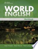 World English 3: Workbook