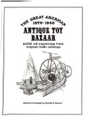 The Great American Antique Toy Bazaar