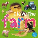 I Love the Farm Sticker Book