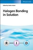 Halogen Bonding in Solution Pdf/ePub eBook