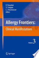 Allergy Frontiers Clinical Manifestations Book PDF