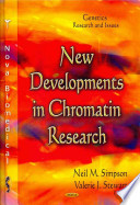 New Developments in Chromatin Research