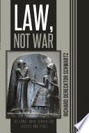 Law, Not War