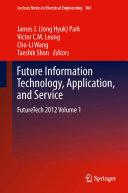 Future Information Technology, Application, and Service [Pdf/ePub] eBook