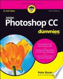 Adobe Photoshop CC For Dummies Book