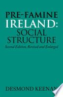 Pre Famine Ireland  Social Structure