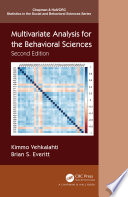 Multivariate Analysis for the Behavioral Sciences  Second Edition