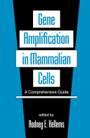 Gene Amplification in Mammalian Cells [Pdf/ePub] eBook