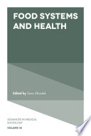 Food Systems and Health Book