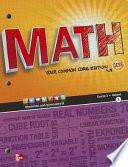 Glencoe Math, Course 3, Student Edition