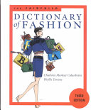 The Fairchild Dictionary of Fashion 3rd Edition