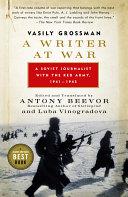 A Writer at War Pdf/ePub eBook