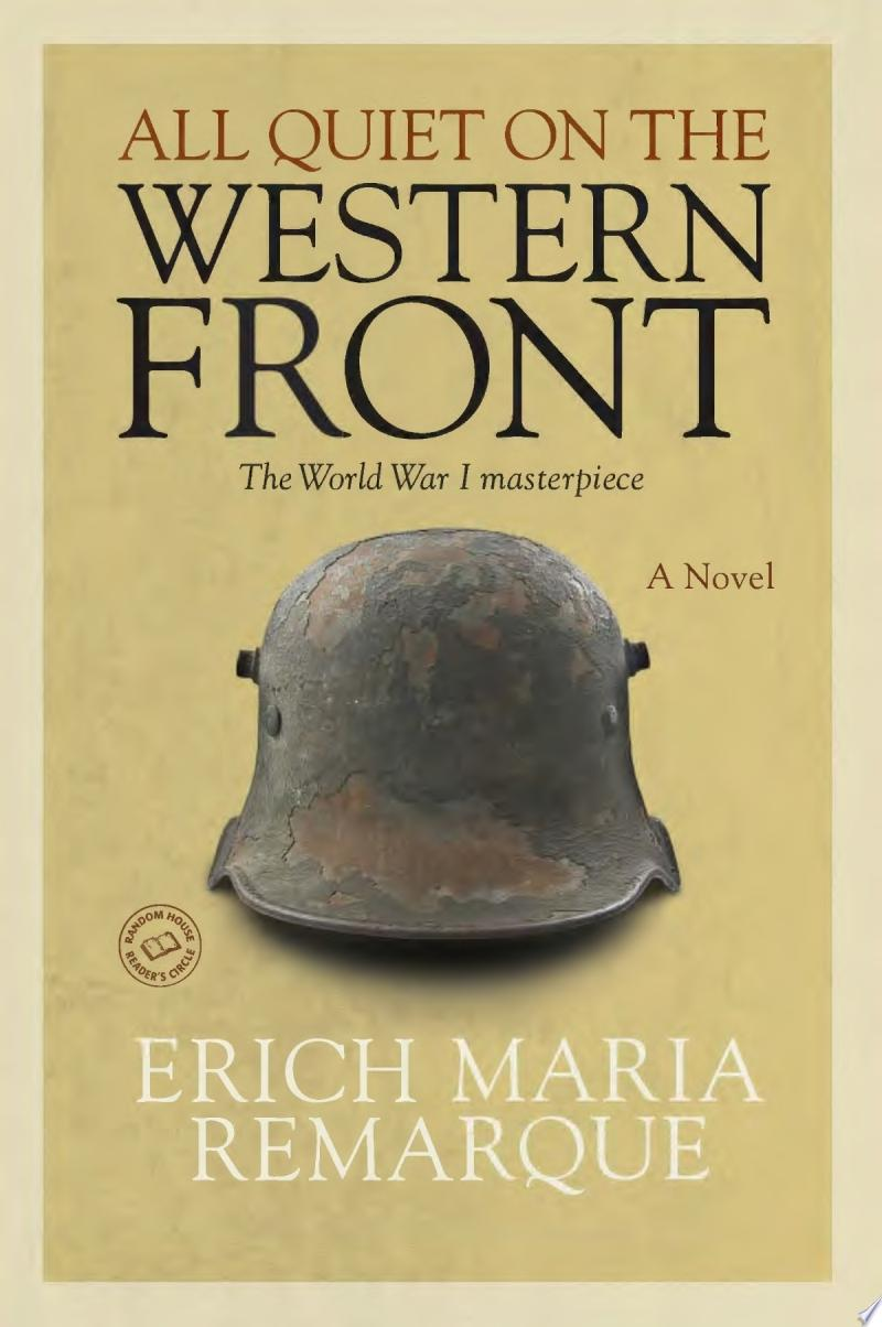 All Quiet on the Western Front image