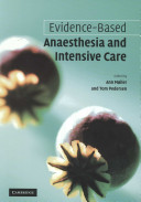 Evidence based Anaesthesia and Intensive Care