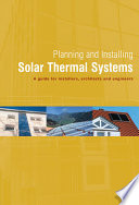 Planning and Installing Solar Thermal Systems Book
