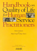 Handbook on Quality of Life for Human Service Practitioners