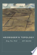Heidegger s Topology Book