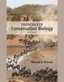 Essentials of Conservation Biology