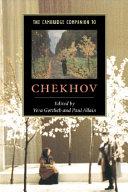 The Cambridge companion to Chekov