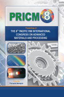 Proceedings of the 8th Pacific Rim International Conference on Advanced Materials and Processing (PRICM-8)