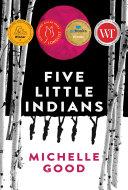 Five Little Indians Book