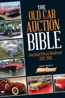 Old Car Auction Bible