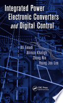 Integrated Power Electronic Converters and Digital Control Book