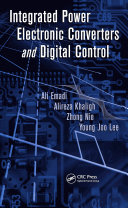 Integrated Power Electronic Converters and Digital Control