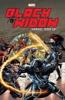 Black Widow  Marvel Team Up