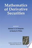 Mathematics of Derivative Securities
