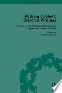 William Cobbett  Selected Writings