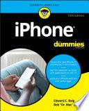"""iPhone For Dummies"" by Edward C. Baig, Bob LeVitus"