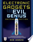 Download Electronic Gadgets for the Evil Genius Epub