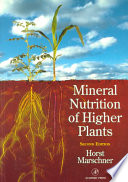 Mineral Nutrition of Higher Plants Book