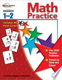 Math Practice, Grades 1 - 2