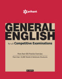 General English for All Competitive Examinations
