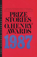 Prize Stories 1987