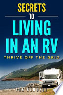 Secrets to Living in an RV
