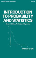 Introduction to Probability and Statistics  Second Edition