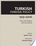 Turkish Foreign Policy, 1919-2006