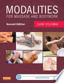 Modalities for Massage and Bodywork   E Book Book