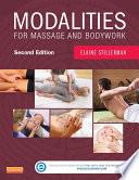 """Modalities for Massage and Bodywork E-Book"" by Elaine Stillerman"