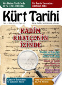 Kürt Tarihi Dergisi 11. Sayı