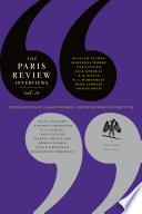 The Paris Review Interviews  IV